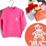 Гольф и свитер для девочек и мальчиков в наличии
