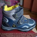 Ботинки для мальчика зимние, новые р. 30,31,32.33,34,35