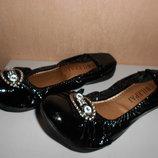 Туфли, балетки, 37 размер, искусственная мягкая кожа