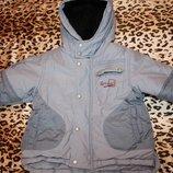 Куртка зимняя детская р 80 Confetti для мальчика