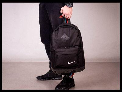 Популярный мужской, женский рюкзак Nike Найк с кож. дном. Лучшая цена