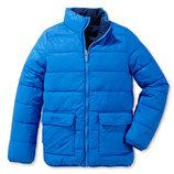 Двухсторонняя куртка Тсм tchibo Германия 110-116 и 122-128