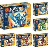 Конструктор Nexo soldiers нексо найтс 79243