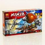 Конструктор Ninjago , Пиратский Дирижабль , 294 дет. Арт 10448