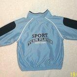 Спортивная кофта George на 1,5-2г. В идеальном состоянии.