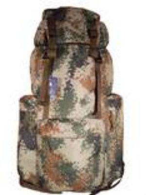 Рюкзак туристический 7116 пиксель75 литров