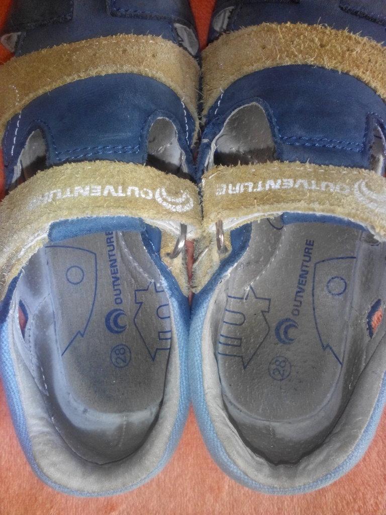 40d80d945bea Продано: Босоножки для мальчика Outventure - летняя обувь outventure ...