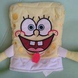 Губка Боб варежка на бутылочку сохраняет тепло Fisher Price Mattel