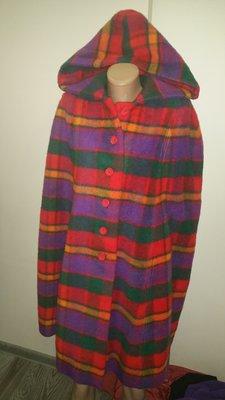 стильно пальто -шинель