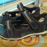 Берегиня босоножки сандалии натуральная кожа 30 р 20 см новые