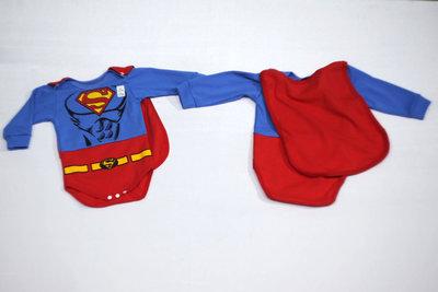Боди Супермен для Супер-Малышей, разные размеры