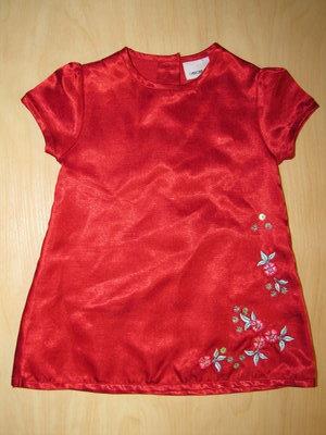 Потрясающе красивое платье с вышивкой Cheroke 3-6 мес, будет дольше