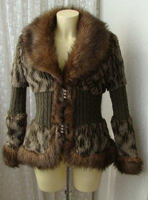 Куртка утепленная модная кофта р.46-48 7131а