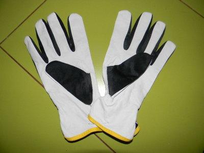 перчатки кожаные профессиональные новые