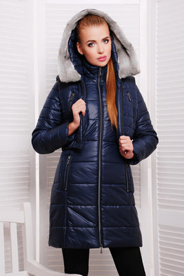 Зимняя женск.куртка на синтепоне