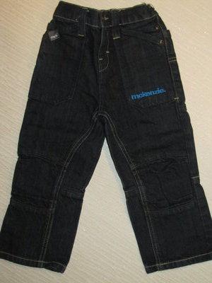 Теплые плотные джинсы Mckenzie 2-3 г