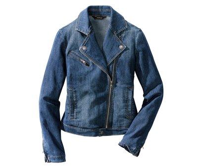 Джинсовый пиджак..р.10, Denim.