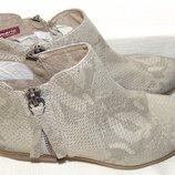 полусапожки ботинкиГермания оригинал 24 см стелька
