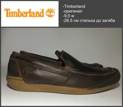 Timberland оригинал р-9,5w 28.5 см стелька