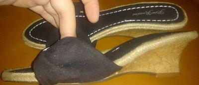 стильні чорні босоніжки р36/37 нові Ria Rossini
