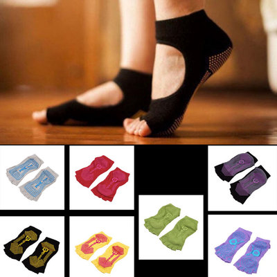 Носки для йоги Yoga Socks Акция