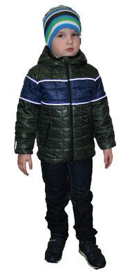 куртка для мальчика весна - осень ЗАРА - кубик