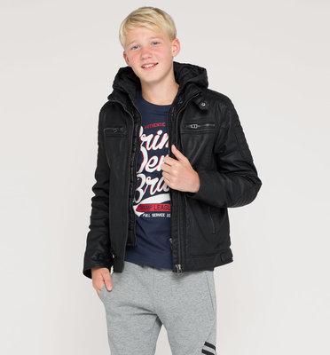Продано: Фирменная куртка на подростка под кожу, Германия
