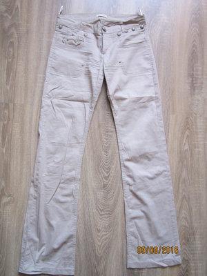 брюки летние беж