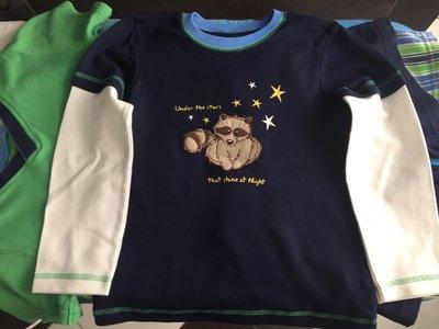 Пижама Mothercare на 4-5 лет, на рост 110