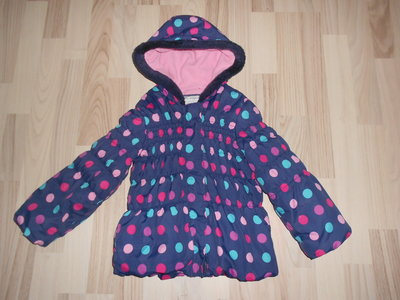 демисезонная куртка 4-6лет