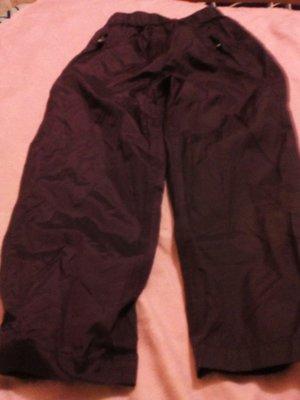 штаны дождевые непромокаемые на 5-6лет Spindrift