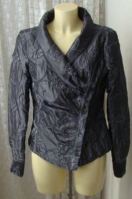 Жакет вышивка Италия NaraCamicie р.48-50 7145
