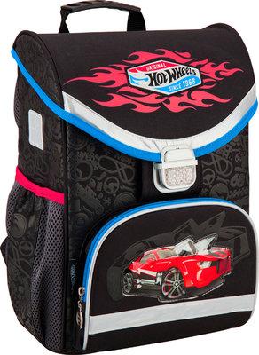2eb05b9f46fa Рюкзак школьный каркасный Kite 529 Hot Wheels для мальчиков HW16-529S