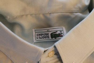 Сорочка Lacoste