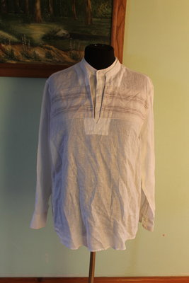 Лляна сорочка John Rocha