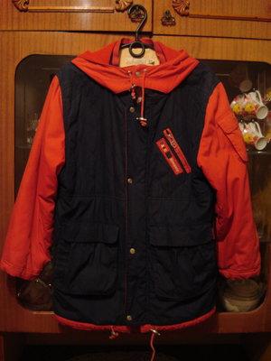 Фирменная курточка на утеплителе Paco Company, размер S/M