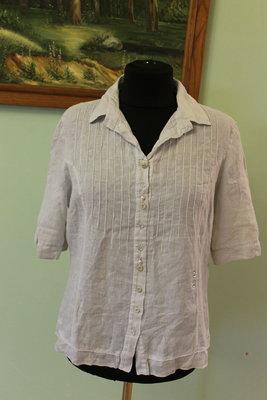 Лляна блузка Bottega
