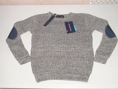 Новый свитер Resirved, хлопок 100, 5-6 лет 116р