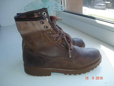 Полусапожки, ботинки Clarks 9,5G/17,5 см