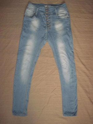 California&Co S джинсы с мотней женские