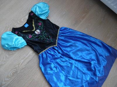 Платье карнавальное девочке 7-8 лет Disney Дисней