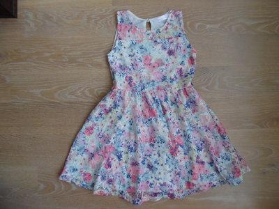 Платье девочке 9 лет