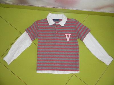 реглан-рубашка Vinrose на мальчика 134 р сост. новой