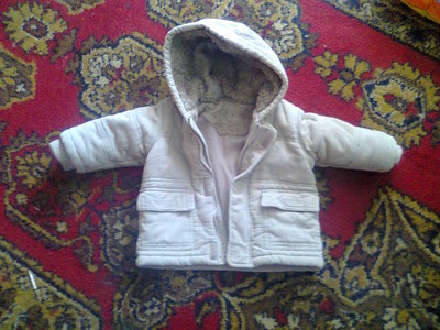 куртка осень 6-9 мес