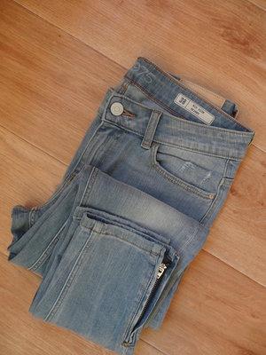 Zara джинсы Skiinny 28 размер