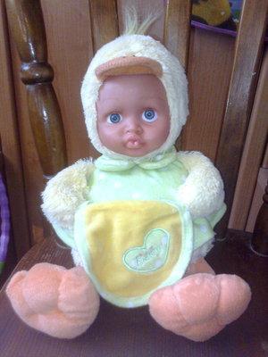 Кукла уточка