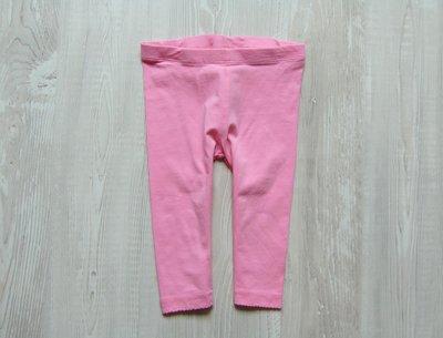 Нежные леггинсы для девочки. H&M. Размер 1.5-2 года. Состояние новой вещи