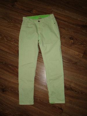 Котовые брюки Zara на 9-10 лет