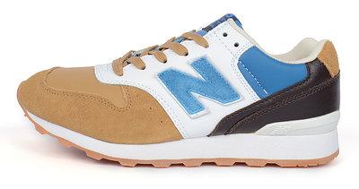 Женские кроссовки New Balance 996 Brown