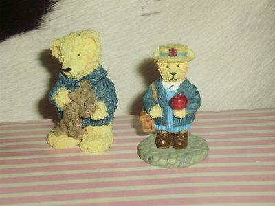коллекционные фирменные фигурки медвежат Англия оригинал